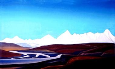 Thang-La, by Nicholas Roerich